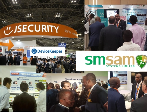 Genians Partners SMSAM and JSECURITY