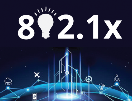 Rethinking 802.1x