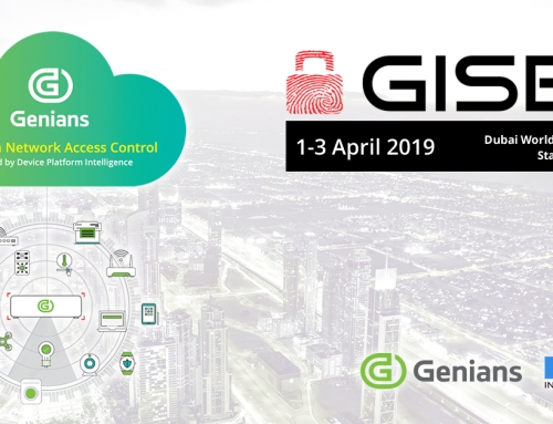 Genians and RAS Infotech to highlight Next-Gen NAC at GISEC 2019