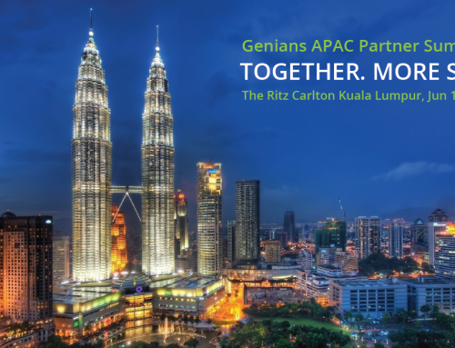 Genians Highlights Success of its Next-Gen NAC Solution at their APAC Partner Summit 2019