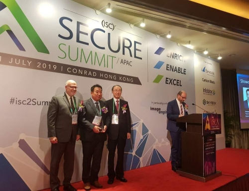 Genians Honored at 2019 (ISC)² 13th Annual Information Security Leadership Awards (ISLA®) Asia-Pacific Program