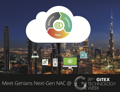 Genians and RAS Infotech Team Up Again to Highlight Next-Gen NAC at GITEX 2019