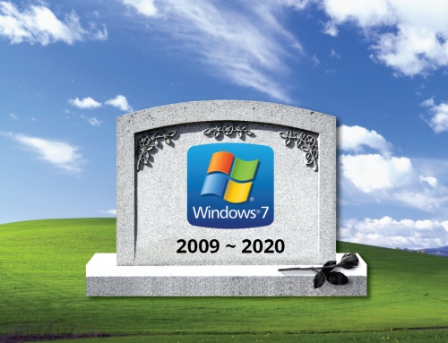 The End of Life of Windows 7 is Jan 2020. Are You Ready?